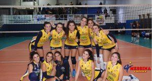 Volley, serie C femminile: il Messina Volley si impone per 3-0 sulla Messana Tremonti