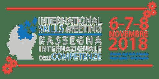 Inaugurata l'ISM2018: la manifestazione dedicata a formazione, orientamento e recruitment