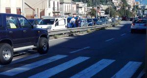 Messina: tamponamento a catena davanti alla scuola Gentiluomo durante orario d'uscita