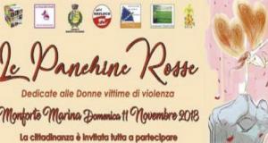 """Monforte San Giorgio: domenica installazione della """"Panchina rossa"""""""