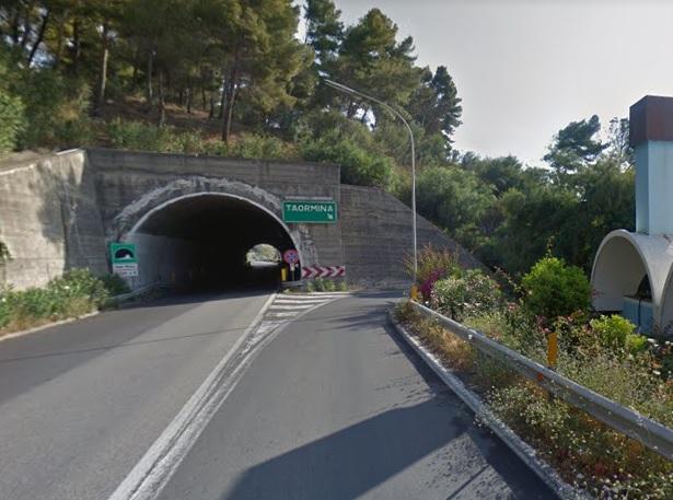 Autostrada A18: chiusi lo svincolo di Taormina e la carreggiata valle nel tratto Taormina-Giardini Naxos