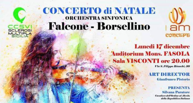 Sclerosi multipla: concerto di beneficenza all'ex Visconti di Messina