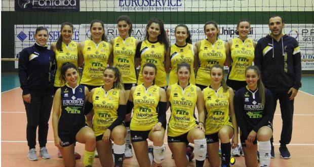Volley, serie C femminile: il Messina Volley si impone al tie-break sul Mondo Giovane