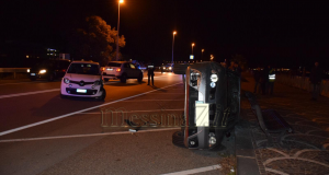 Incidente stradale a Santa Margherita: due feriti