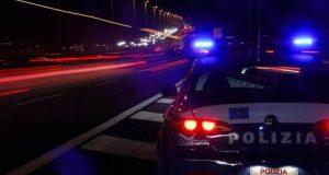 Inseguimento sull'autostrada A20: Polizia blocca conducente ubriaco