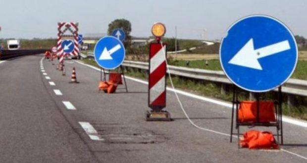 A20: Lavori in corso presso S. Stefano Camastra, S. Agata Militello, Tusa e tra Messina e Barcellona, tutte le info