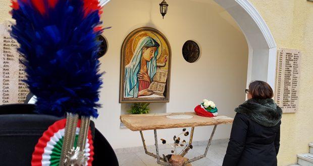 Messina: il Ministro della Difesa inaugura monumento ai caduti siciliani di Nassiriya