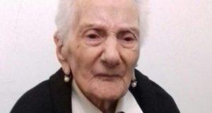Muore a 110 anni la nonnina delle Eolie vissuta a Messina
