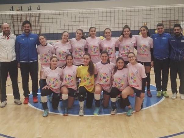 """Pallavolo, trionfo femminile nella prima tappa del Trofeo dei Territori """"Memorial Di Pietra"""""""