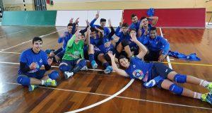 Volley, Trofeo dei Territori: esordio vincente per i ragazzi di Messina