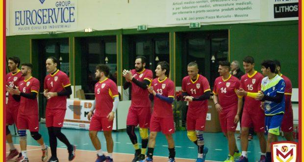 Volley, serie C maschile: il Mondo Volley Messina ci mette il cuore ma a vincere è la capolista Bronte