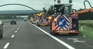 Autostrade: nuovi lavori su A18 e A20