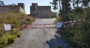 Discarica abusiva a Forte Schiaffino: sequestrata l'area per la presenza di amianto