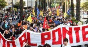 Assemblea Rete No Ponte domani in Comune, obiettivo: affermare potere decisionale comunità locali