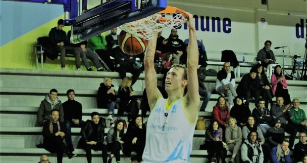 Torrenova batte Messina al Palatorre 93-65