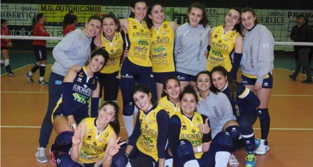 Volley, serie C femminile: il Messina Volley batte in casa il Volley '96 Milazzo