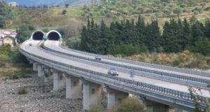 Viadotto Ritiro: fine lavori prevista a giugno 2020, apertura rampa uscita per chi viene da Palermo entro pasqua
