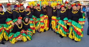 Grande successo del Carnevale Meriese