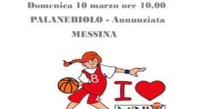 """Festa del minibasket femminile: il """"Little Women's day"""" al PalaNebiolo"""