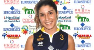 Messina Volley-Messana Tremonti domenica al PalaRescifina