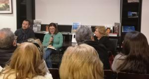 """Ecco """"Carmela"""": presentato il nuovo romanzo di Silvana Barillaro"""