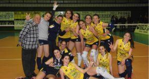 Volley, serie C femminile: il Messina Volley supera in rimonta il Mondo Giovane