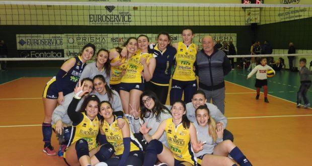 Volley, serie C femminile: al Messina Volley il derby con la Messana Tremonti
