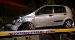 Incidente autonomo sulla Palermo – Messina