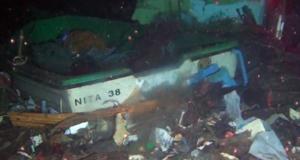 Stretto di Messina – Telecamera documenta una discarica sottomarina