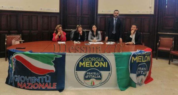 Europee 2019, Fratelli d'Italia: la messinese Gervasi presenta la sua candidatura