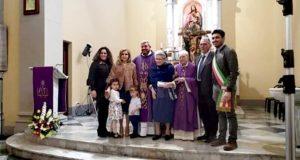 Nonna Rosa compie 100 anni a Monforte San Giorgio
