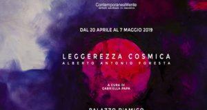 Leggerezza Cosmica: la mostra personale di Alberto Antonio Foresta
