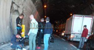 Grave incidente sulla A18: coinvolti più mezzi, alcuni feriti