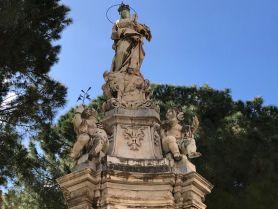 Alla riscoperta di Messina: la statua dell'Immacolata