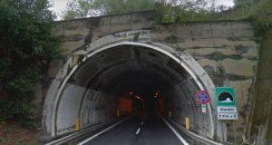 Autostrada A18: avviati i lavori all'interno della galleria Giardini Naxos