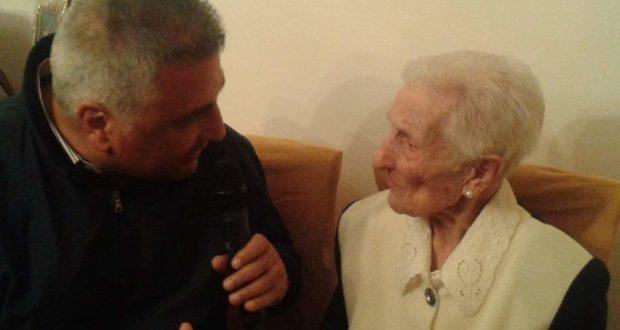 È morta Carmela Velardi: addio alla nonnina di Milazzo, aveva 112 anni