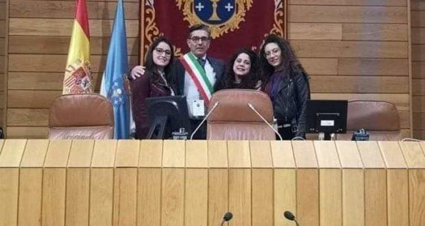 "Santiago de Compostela, la ""nuova frontiera"" per i giovani di Villafranca Tirrena"