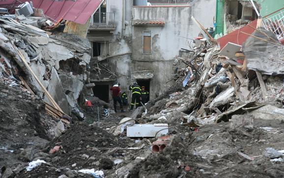 Alluvione di Giampilieri: il tavolo tecnico a Palazzo Zanca