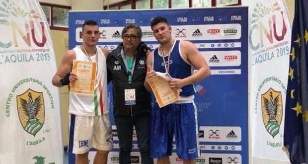Nazionali universitari 2019: 2 ori e 1 bronzo al CUS Unime