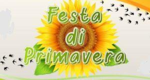 """""""Festa di primavera"""" a Villa Dante: l'entusiasmo degli assessori"""
