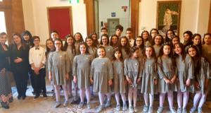 Il Piccolo Coro Gaetano Martino incanta a Noto