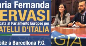 Chiusura campagna elettorale: la Gervasi a Barcellona
