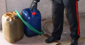 Tentano furto di carburante presso impresa edile: arrestati da Carabinieri