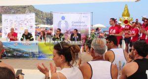 Eolie,Vulcano: Campionato Italiano Vigili del Fuoco Beach Volley 2019