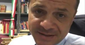 Cateno De Luca starebbe meditando di dimettersi da sindaco di Messina