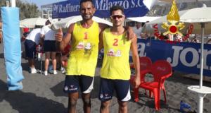 Campionato Italiano Beach Volley VVF: vince la coppia anconetana Ragaglia-Gambi