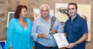 Taormina premia Rocco Papandrea: primo posto per il fotografo messinese