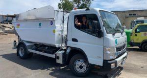 Differenziata: 14 nuovi mezzi ibridi a Messina, in arrivo 10 compattatori