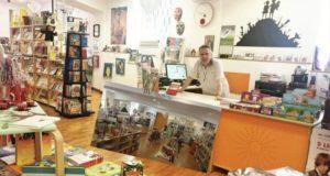 Messina, 'La casa di Giulia,Librinfesta': la libreria dei bambini non solo cultura