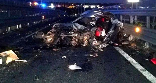Catania, gravissimo incidente: un morto e 7 feriti, 4 sono bambini